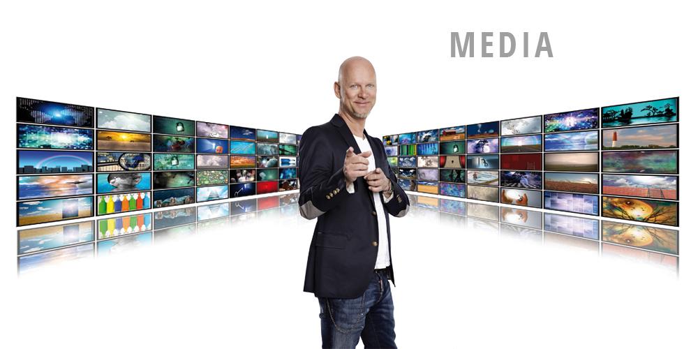 Rüdiger Hoffmann - Media